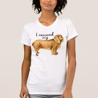 Rescue Sussex Spaniel T-Shirt