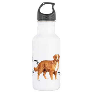 Rescue Toller 532 Ml Water Bottle