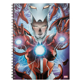 Rescue Unmasked Notebook