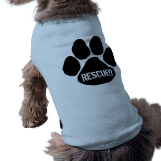 Rescued - Doggie T-shirt