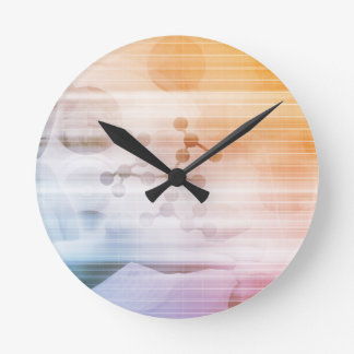 Research and Development with Doctor Viewing Round Clock
