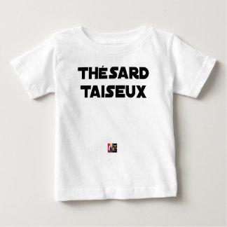 RESEARCH STUDENT TAISEUX - Word games - François Baby T-Shirt
