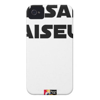 RESEARCH STUDENT TAISEUX - Word games - François Case-Mate iPhone 4 Case