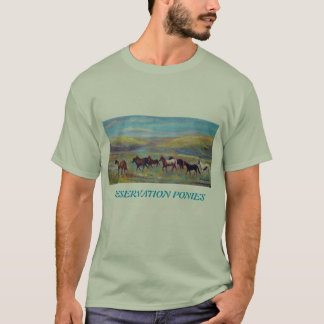 Reservation Ponies T-Shirt