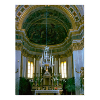 Reserved Sacrament Chapel, St Peter's, Rome Postcard