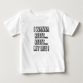 reset baby T-Shirt