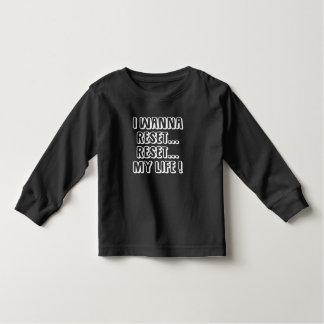 reset toddler T-Shirt