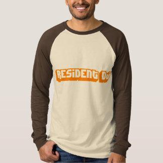 Resident DJ Disc jockey deejay T-Shirt