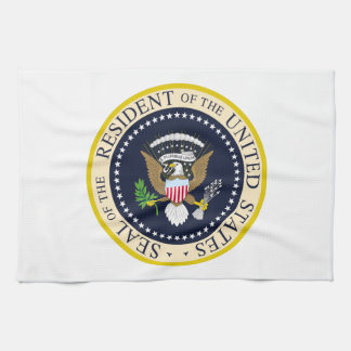 Resident of the United States Tea Towel