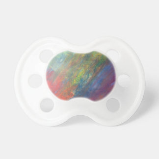 Resilient Baby   Watercolor Rainbow Abstract   Dummy