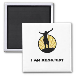 Resilient Magnet