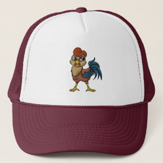 Resilient Rooster! Cap