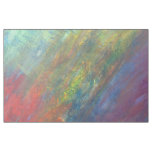 Resilient ROYGBIV Rainbow Abstract Trendy Fabric