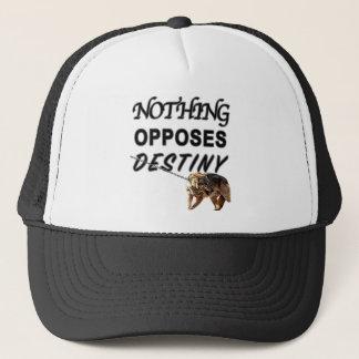 RESIST AND CHOKE TRUCKER HAT