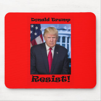 Resist - Anti Trump Mouse Pad