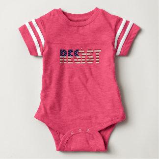 Resist Anti-Trump Resistance Freedom Baby Bodysuit