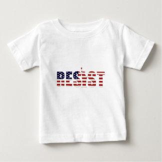 Resist Anti-Trump Resistance Freedom Baby T-Shirt