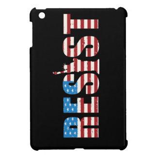 Resist Anti Trump Resistance Persist 2 iPad Mini Covers