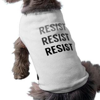 Resist. Anti Trump Shirt
