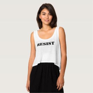 resist anti trump women rights women march red singlet