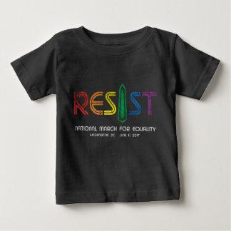 Resist Baby Dark Jersey T-Shirt