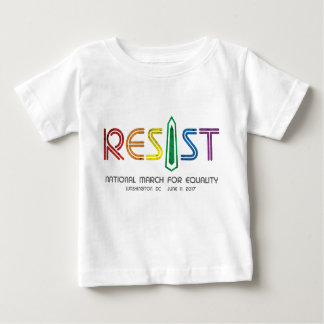 Resist Baby Jersey T-Shirt