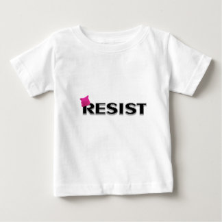 Resist! Baby T-Shirt