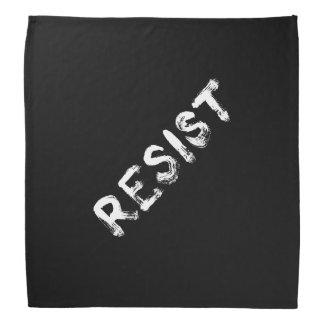 RESIST BANDANA