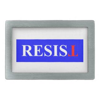 Resist Belt Buckle