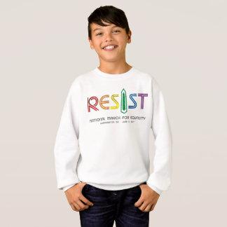 Resist Boy's Sweatshirt