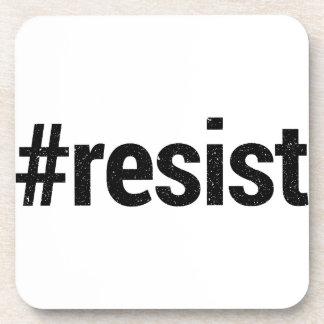 Resist Coaster