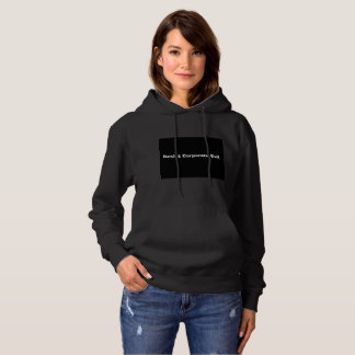 Resist Corporate Evil Hoodie
