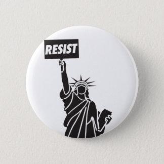Resist_for_Liberty 6 Cm Round Badge