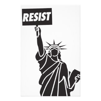 Resist_for_Liberty Stationery