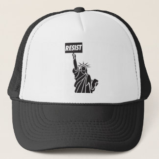 Resist_for_Liberty Trucker Hat