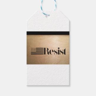RESIST GIFT TAGS