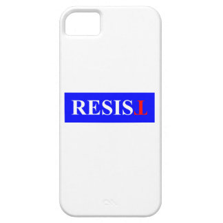 Resist iPhone 5 Cover