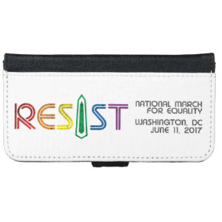 Resist iPhone & Samsung Wallet Case
