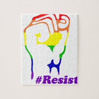 #Resist Jigsaw Puzzle
