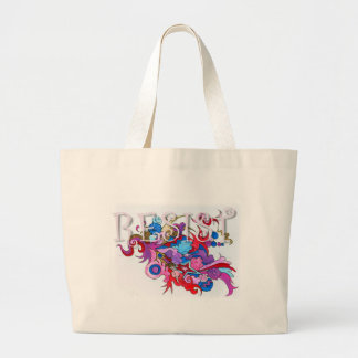 Resist Large Tote Bag