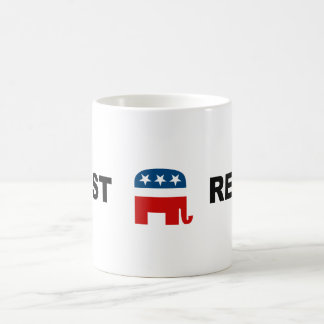 Resist Mugs
