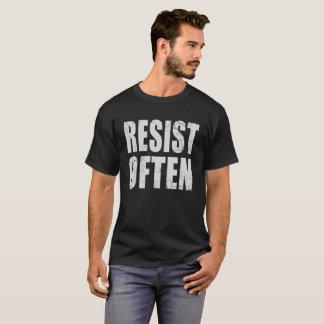 Resist Often T-Shirt