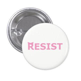 RESIST - P-Hat 3 Cm Round Badge