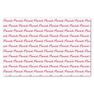 Resist Persist Red White and Blue Resistance Tissue Paper