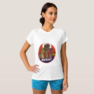RESIST - Pink Frame T-Shirt