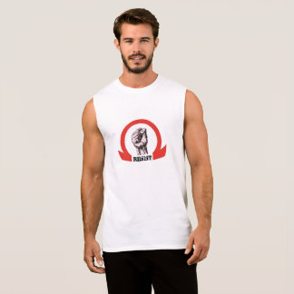Resist Sleeveless Shirt
