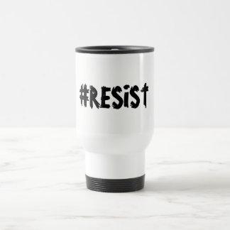 #RESIST Travel Mug