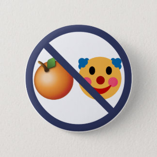 Resist Trump (Orange Clown)