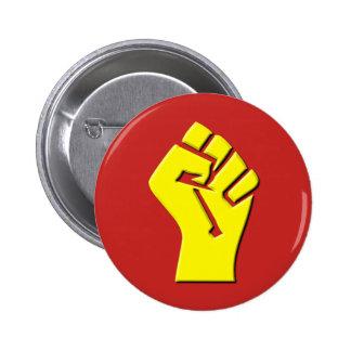 Resistance 6 Cm Round Badge