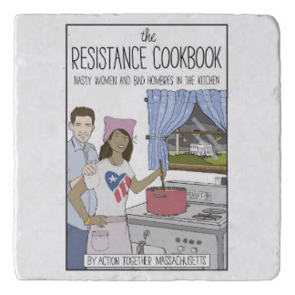 Resistance Cookbook Trivet